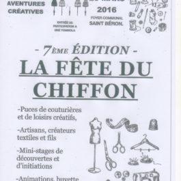 Fête du chiffon à Saint Béron