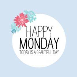 Bon lundi!