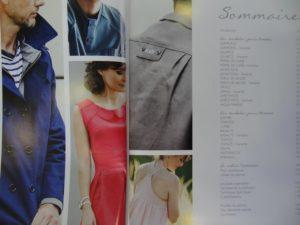 Grains de couture hommes et femmes sommaire