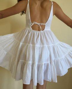 La robe de Louise à la Boutik' Créative 4