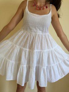 La robe de Louise à la Boutik' Créative 1