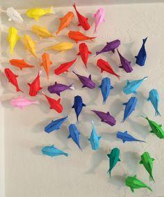 Nouvel atelier origami