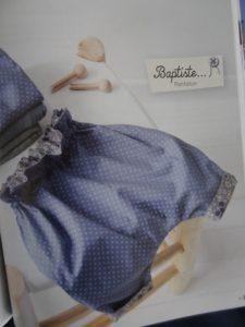 Je couds pour bébé - pantalon Baptiste -