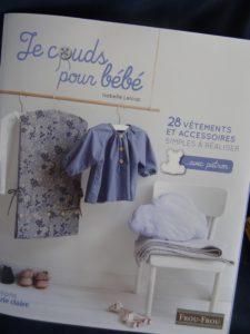 Je couds pour bébé - La Boutik Créative de Rives