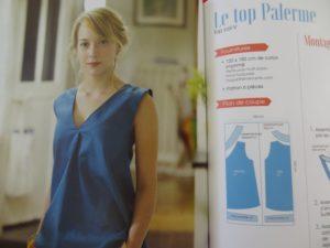 Top Palerme - Couture pour l'été