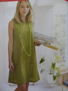 robe - couture pour l'été