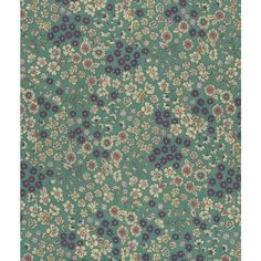 Tissu fleuri eucalyptus