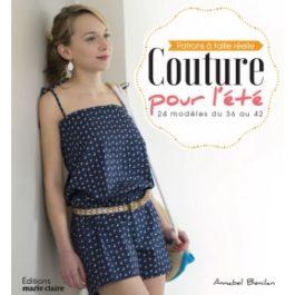 Couture pour l'été!