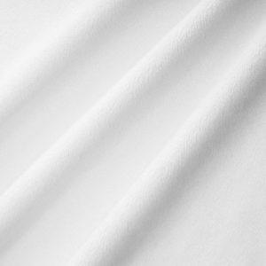 Tissu Minky blanc