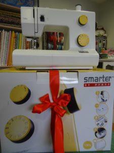Machine à Coudre Pfaff à la Boutik' Créative