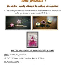 Nouvel Atelier Socketing