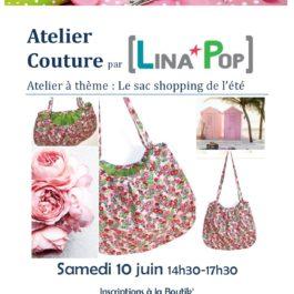 Un nouvel atelier LinaPop!