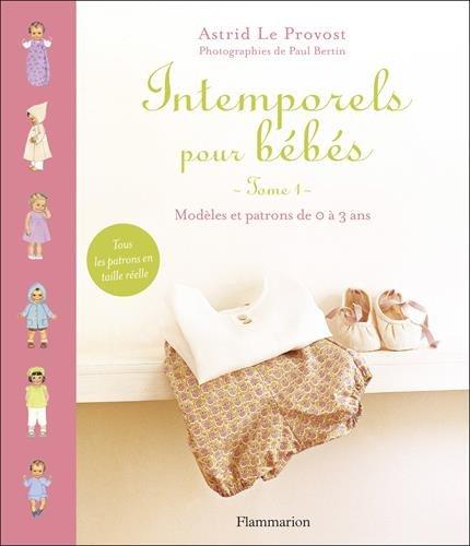 ntemporels-pour-bébés-tome1-Livre-la-Boutik-creative-couv-