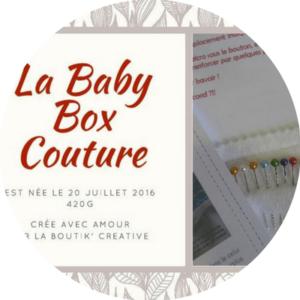 Bébé : son univers et les Kits Baby Box Couture