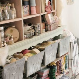 Créer son atelier couture