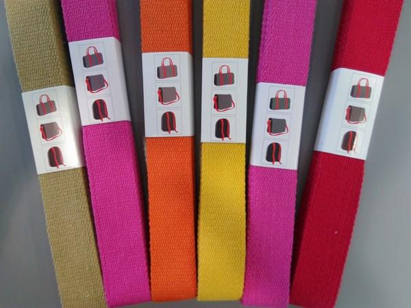 Sangles coton La Boutik Créative de Rives