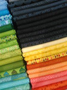 coupons tissu coton 50 x 55cm