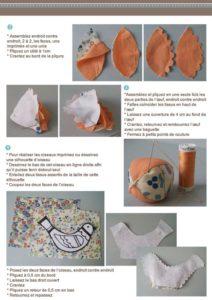 Tutoriel les oeuf en tissus 2