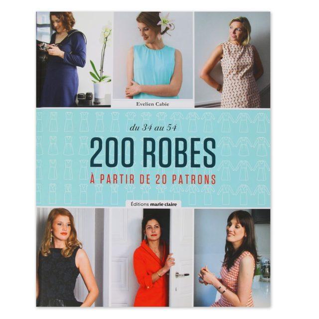 200-Robes-à-partir-de-20-patrons-du-34-au-54-couv