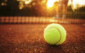 Couture au tennis