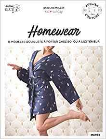livre atelier couture homewea
