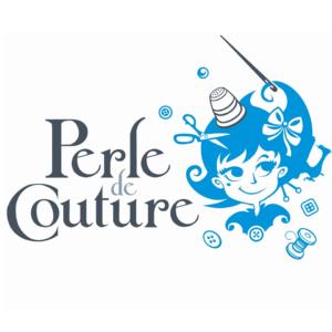 Nouveau logo Perle de couture
