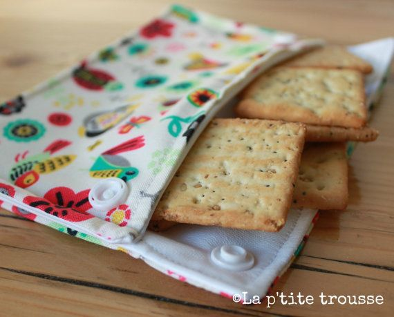 pochette à biscuits