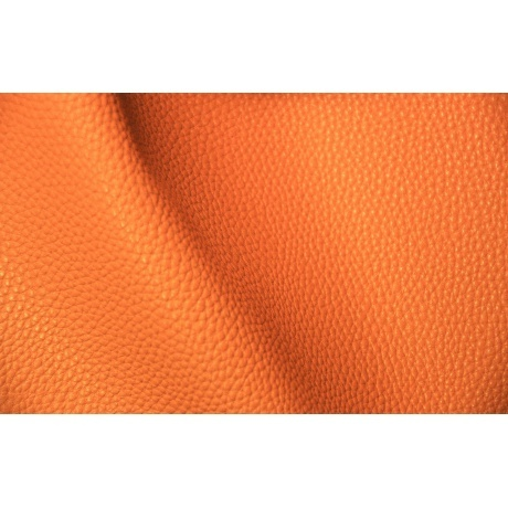 issu simili cuir irisé orange 4