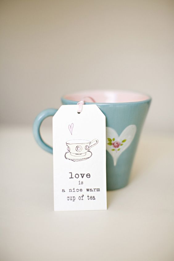 Tea and love for 2019