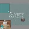 Tissus filet Mesh col turquoise à la Boutik' Créative