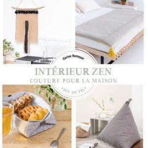 Intérieur zen – Couture pour la maison