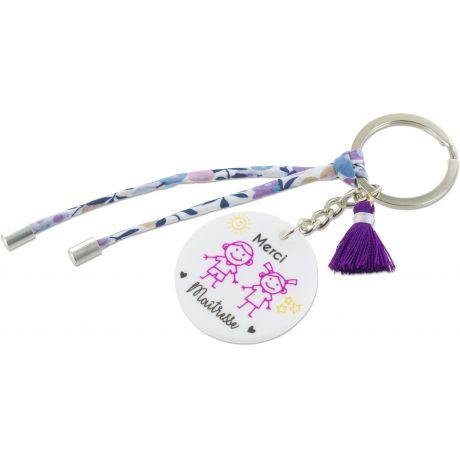 Kit porte clés maîtresse 2
