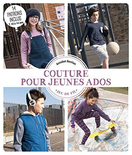 Couture pour jeunes ados couv