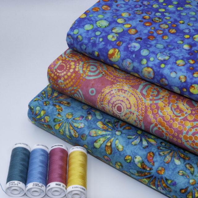 Tissus Batik Boutik Créative-45