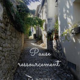 Pause ressourcement
