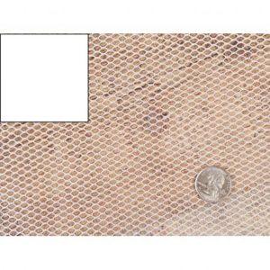 Tissu filet blanc (x 20cm)
