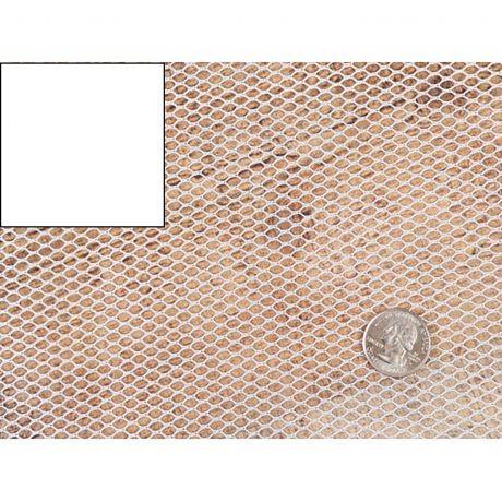 Tissu filet Mesh fabric blanc