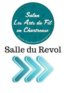 Salon Les Arts du Fil en Chartreuse suivez nous
