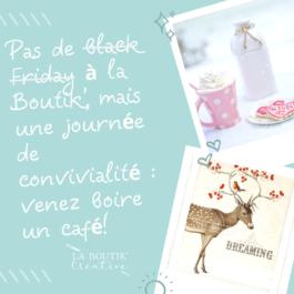 Journée de convivialité à la Boutik'