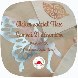 Atelier Spécial Flex Le Champignon Rouge