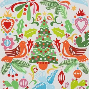Tissu Coton Christmas time By Alexander Henry Fabrics