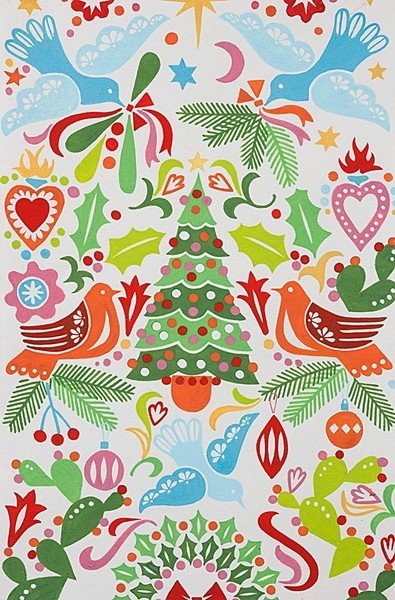 Christmas time By Alexander Henry Fabrics