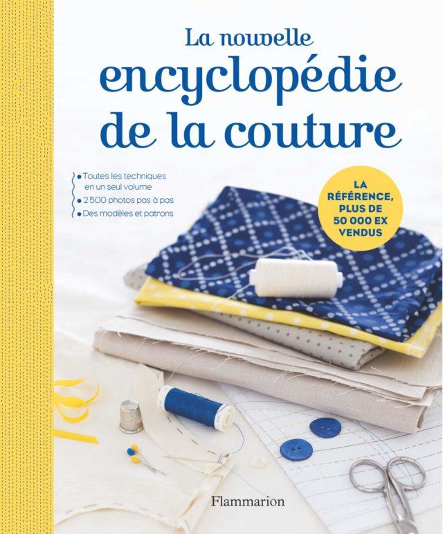 La nouvelle Encyclopédie de la Couture Couv