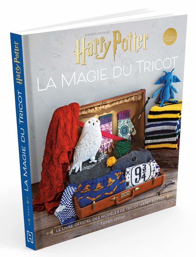 La magie de Harry Potter couv