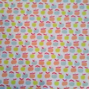Tissu coton Yummy Apples