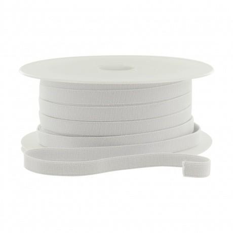 Élastique bracelet 5mm-blanc