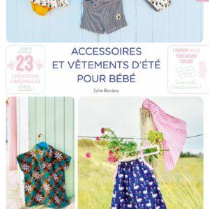 Livre Couture Accessoires et vêtements d'été pour bébé