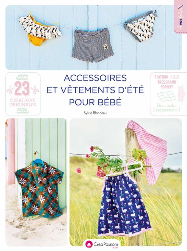Accessoires et vêtements d'été pour bébé couv