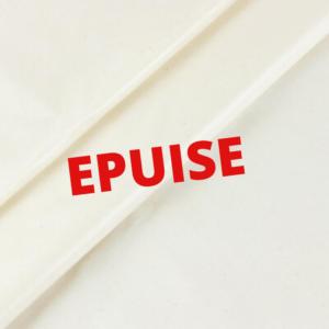 PUL · Coton enduit imperméable x 10cm