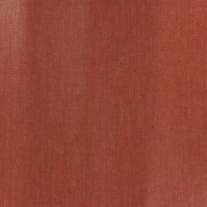 Tissu Lin enduit Argile coupon 50 x 140 cm